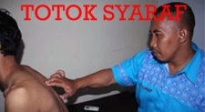 terapi totok syaraf